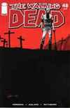 Walking Dead #48 comic books for sale