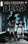 Walking Dead #49 comic books for sale