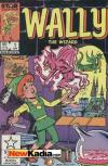 Wally the Wizard comic books