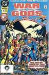 War of the Gods comic books