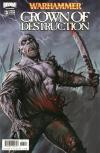 Warhammer: Crown of Destruction #3 comic books for sale
