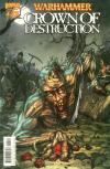 Warhammer: Crown of Destruction #4 comic books for sale