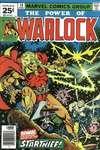 Warlock #14 comic books for sale