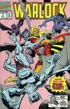 Warlock #4 comic books for sale