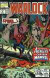 Warlock #5 comic books for sale