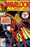 Warlock and the Infinity Watch Comic Books. Warlock and the Infinity Watch Comics.