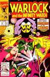 Warlock and the Infinity Watch #11 comic books for sale