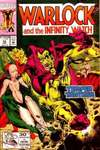 Warlock and the Infinity Watch #12 comic books for sale