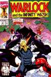 Warlock and the Infinity Watch #16 comic books for sale