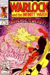 Warlock and the Infinity Watch #6 comic books for sale