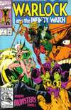 Warlock and the Infinity Watch #7 comic books for sale