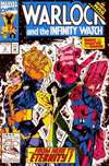 Warlock and the Infinity Watch #9 comic books for sale