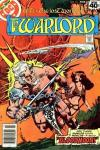 Warlord #18 comic books for sale