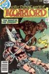 Warlord #22 comic books for sale