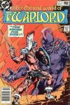 Warlord #25 comic books for sale