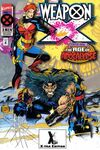 Weapon X #1 comic books for sale
