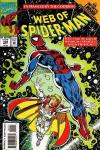Web of Spider-Man #104 comic books for sale