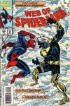 Web of Spider-Man #108 comic books for sale