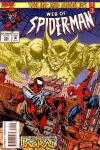 Web of Spider-Man #122 comic books for sale