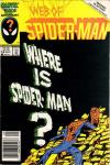 Web of Spider-Man #18 comic books for sale