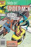 Web of Spider-Man #21 comic books for sale