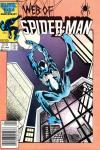 Web of Spider-Man #22 Comic Books - Covers, Scans, Photos  in Web of Spider-Man Comic Books - Covers, Scans, Gallery