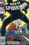 Web of Spider-Man #39 comic books for sale