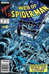 Web of Spider-Man #40 comic books for sale