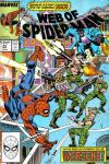 Web of Spider-Man #44 comic books for sale
