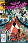 Web of Spider-Man #46 comic books for sale