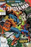 Web of Spider-Man #48 comic books for sale