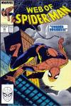 Web of Spider-Man #49 comic books for sale