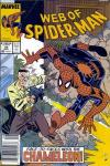 Web of Spider-Man #54 comic books for sale