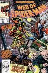 Web of Spider-Man #56 comic books for sale