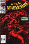 Web of Spider-Man #58 Comic Books - Covers, Scans, Photos  in Web of Spider-Man Comic Books - Covers, Scans, Gallery