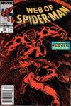 Web of Spider-Man #58 comic books for sale