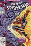 Web of Spider-Man #61 comic books for sale