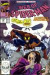 Web of Spider-Man #63 Comic Books - Covers, Scans, Photos  in Web of Spider-Man Comic Books - Covers, Scans, Gallery