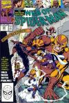Web of Spider-Man #64 Comic Books - Covers, Scans, Photos  in Web of Spider-Man Comic Books - Covers, Scans, Gallery