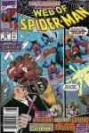 Web of Spider-Man #65 comic books for sale