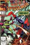 Web of Spider-Man #67 Comic Books - Covers, Scans, Photos  in Web of Spider-Man Comic Books - Covers, Scans, Gallery