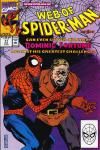 Web of Spider-Man #71 Comic Books - Covers, Scans, Photos  in Web of Spider-Man Comic Books - Covers, Scans, Gallery