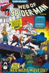 Web of Spider-Man #72 Comic Books - Covers, Scans, Photos  in Web of Spider-Man Comic Books - Covers, Scans, Gallery