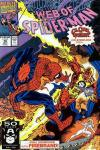 Web of Spider-Man #78 comic books for sale