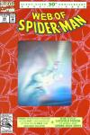 Web of Spider-Man #90 comic books for sale