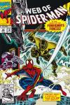 Web of Spider-Man #92 comic books for sale