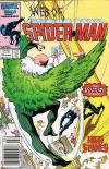 Web of Spider-Man #24 comic books for sale