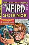 Weird Science Comic Books. Weird Science Comics.