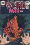 Weird War Tales #24 comic books for sale