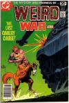 Weird War Tales #65 comic books for sale